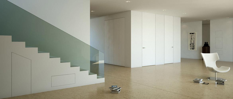Porte in cartongesso porte per cabine armadio scorrevoli - Porte scorrevoli per cabine armadio ...