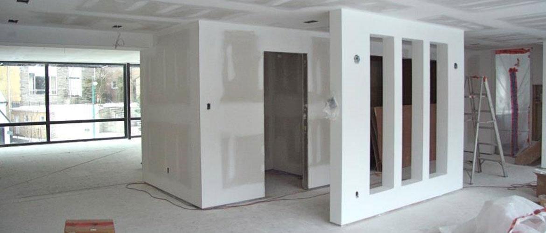 Vendita pareti divisorie cartongesso udine gorizia vendita e posa pannelli accoppiati in - Pareti mobili in cartongesso ...